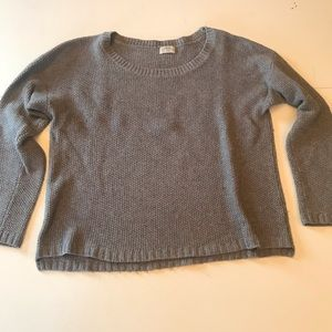 Gray Madewell Sweater